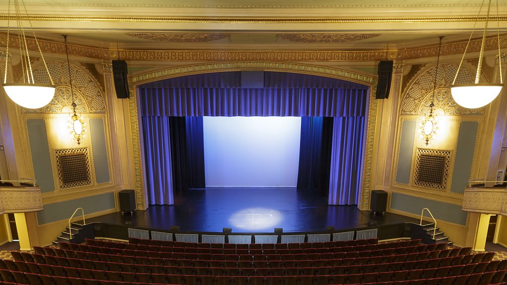Paramount Stage