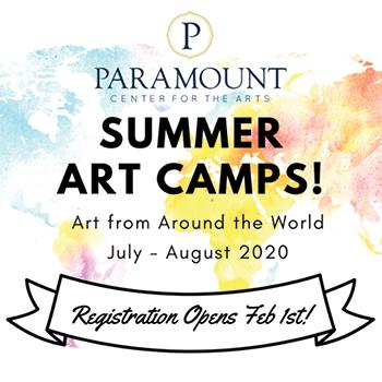 Art Camp poster